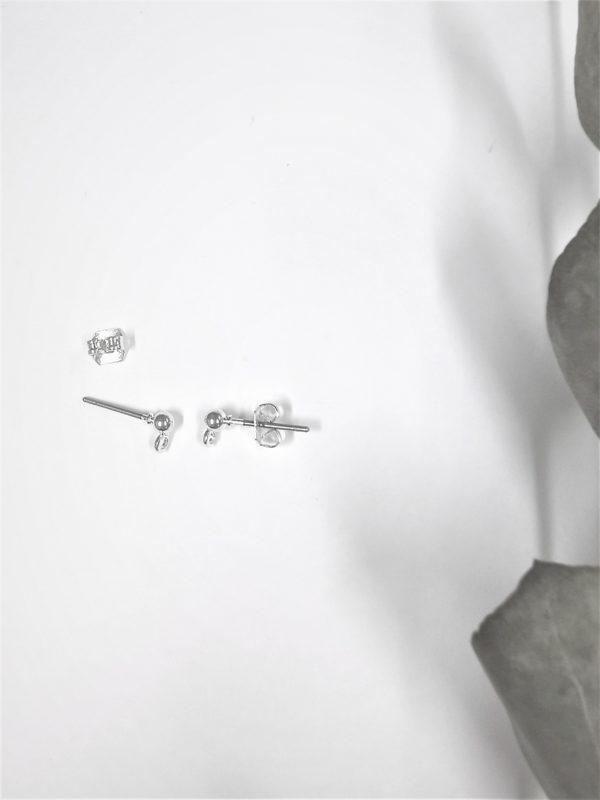 Nappi-kiinnike-korvakoruihin-Sinivuokko-korvakorut