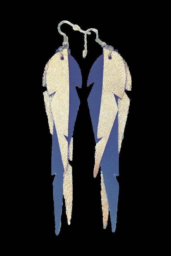 Verso-ruusukulta-sininen-feathers-sinivuokko-L-koko