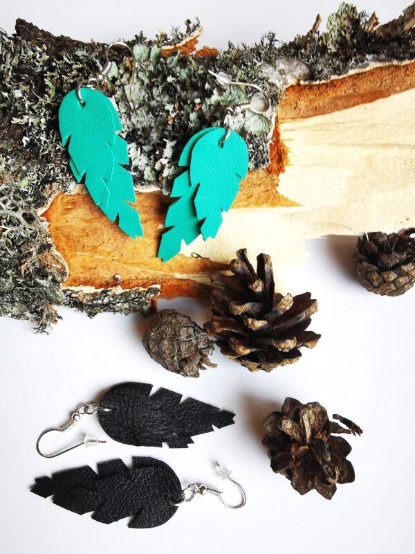 lehti kierrätys ekologinen sinivuokko